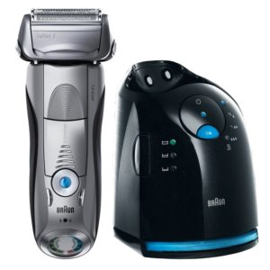 Best electric foil shaver for men used for both wet and dry shave