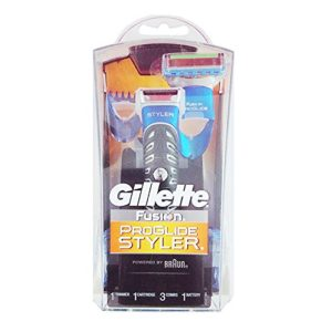 Gillette Fusion ProGlide Styler 3-in-1 Men's Body Groomer with Beard Trimmer Review