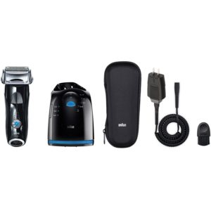 Braun Series 7-760cc Pulsonic Shaver System Review